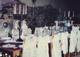 Décoration de table de mariage Lyon