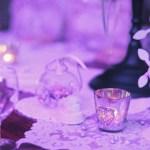 Centre de table pour Mariage à Lyon