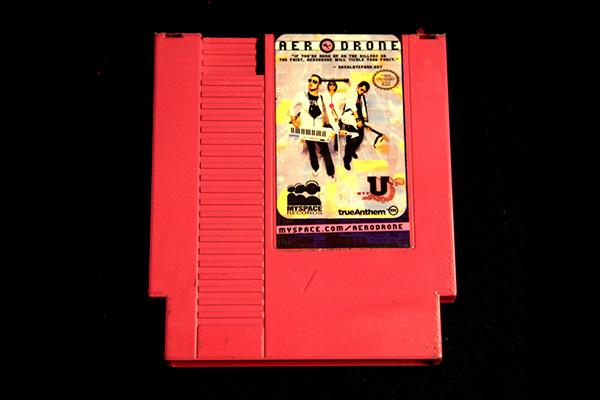 Aerodrone Nintendo Cartridge