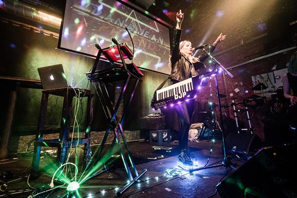 Dana Jean Phoenix Synthwave