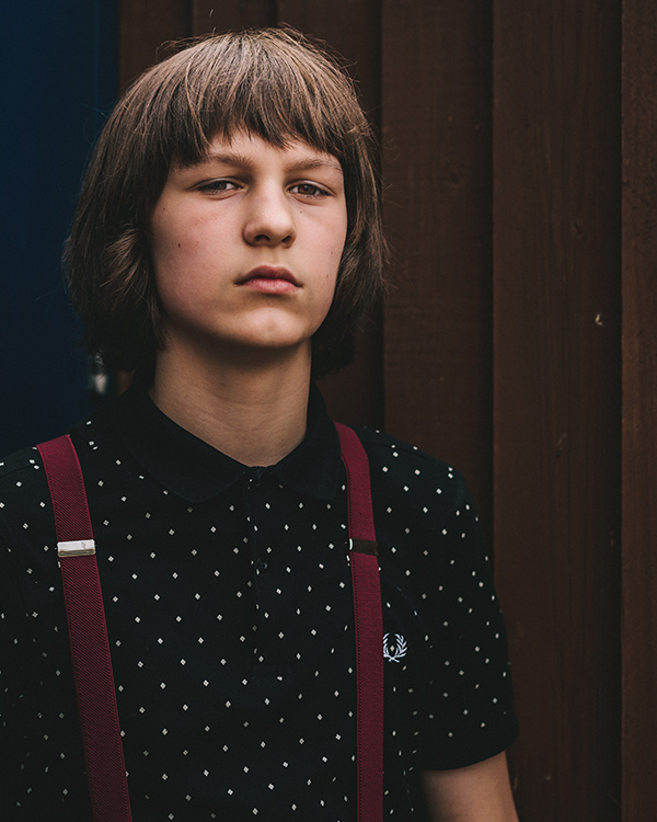 Meet 13-Year-Old Punk Prodigy Bruno and the Outrageous Methods of Presentation