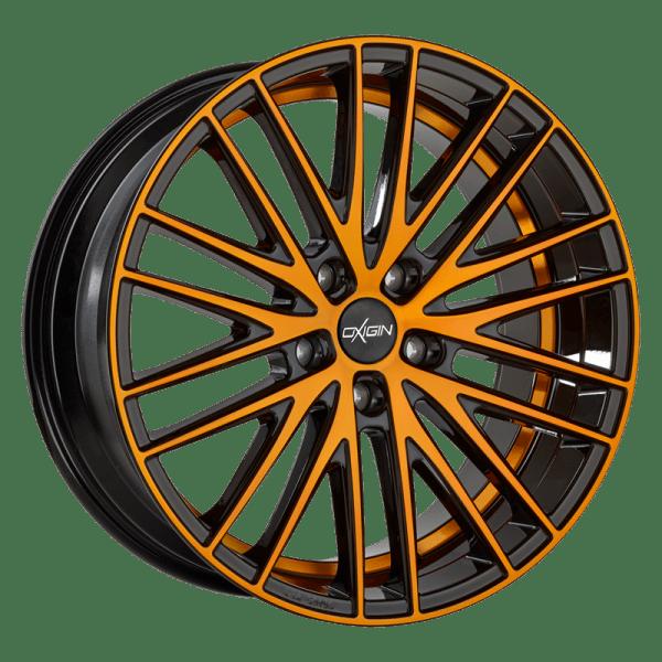 Oxigin 19 Oxspoke orange polish Mat