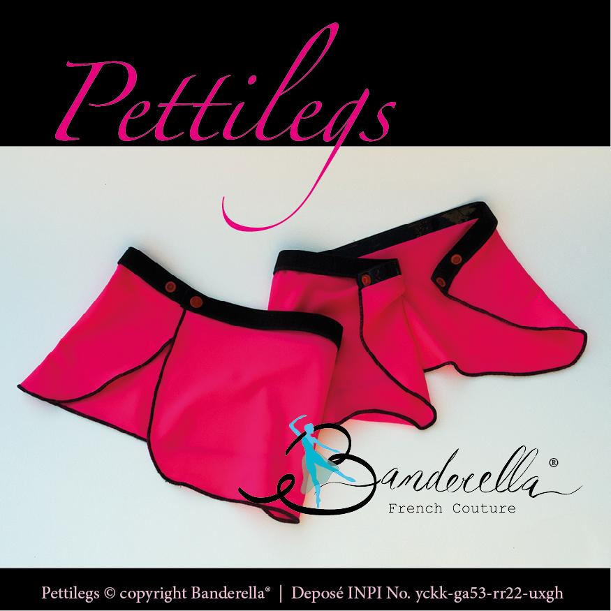 Anti-Chafing auf neue Art : Die Pettilegs von Banderella schützen die Oberschenkel wirksam gegen Wundreiben der Innenseiten. Luftig und stylisch für den Sommer ! Diese Pettilegs sind auch für den Strand geeignet