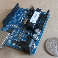 My trusty Arduino 2009