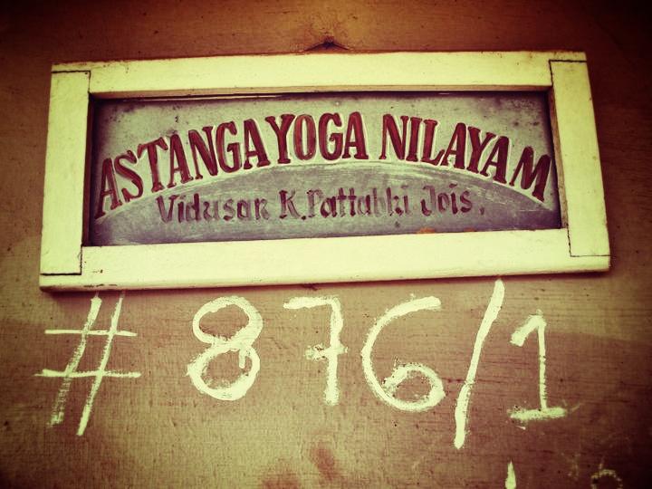 Astanga Yoga Ninilayam