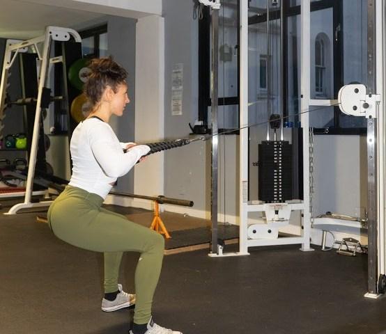 How to take a Good Gym Selfie