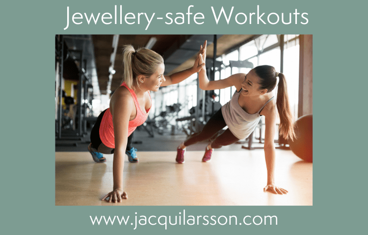 Is it safe to wear jewellery to the gym