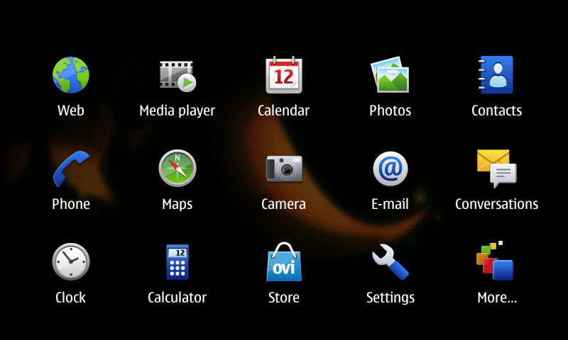 Maemo 5 Review Part 1 (home screen, contacts, texting, calling) (6/6)