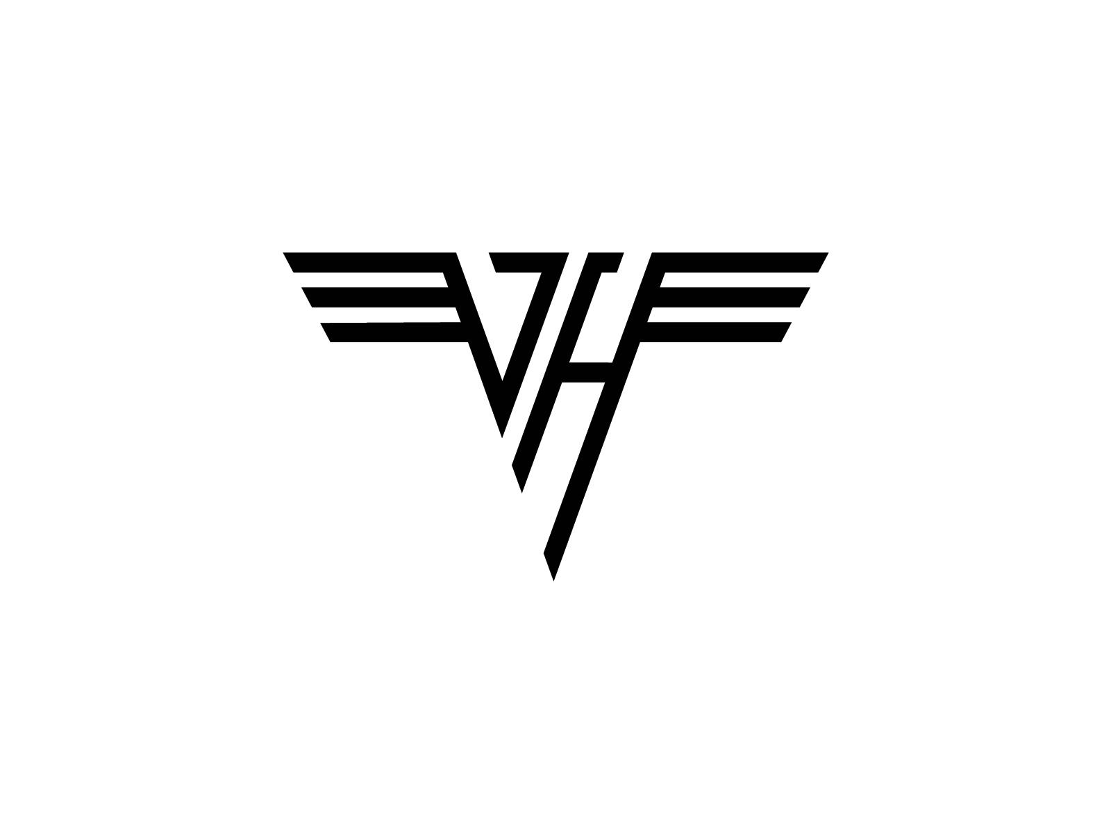Van Halen Logo And Wallpaper Band Logos