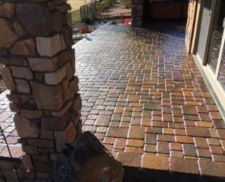 brick surface coating in Prescott