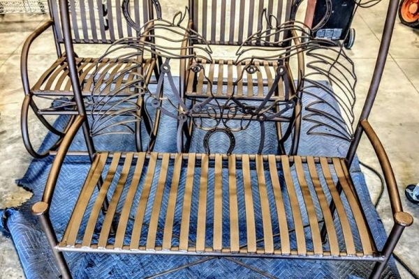 Renewed-patio-furniture-with-Cerakote