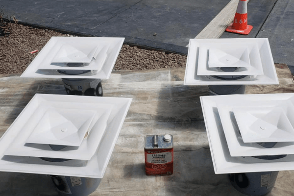 Powder Coating is one of Eight Ways to Protect Your Investment from Arizona Weather afterpic 1