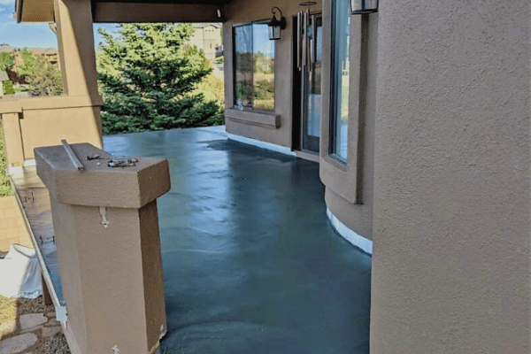 Waterproof-deck-coating-Protects-home-from-Arizona-Weather-after-restoration-pic-2