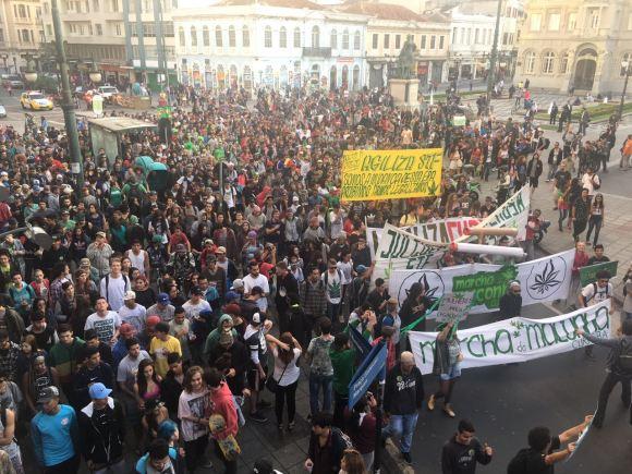 Foto: repórter Narley Resende - BandNews Curitiba