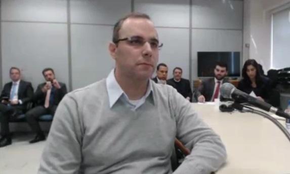 Ex-diretor da OAS. Foto: Reprodução/YouTube