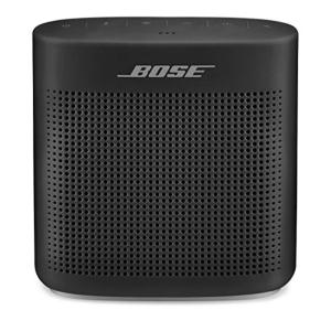 Bose portable speaker in black