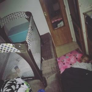 Toddler Nap Mat with Pillow