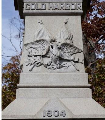 Winsted Civil War memorial (20202v)
