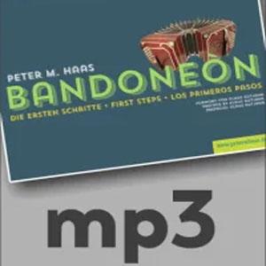 mp3 Dateien zum Buch Bandoneon von Peter M. Haas