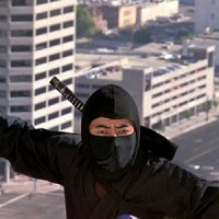 A VINGANÇA DO NINJA (Revenge of the Ninja, 1983)