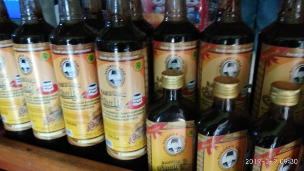 Cara Beli Bandrek Abah Ciwidey Bandung Selatan Bagi Resto Area Trenggalek