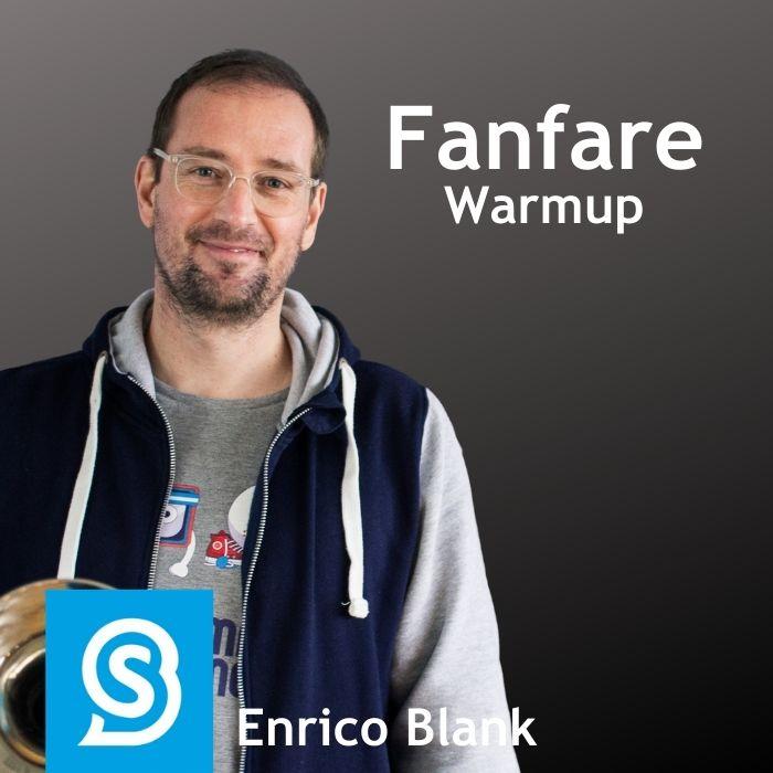 Fanfare Warmup Übungen mit Enrico Blank