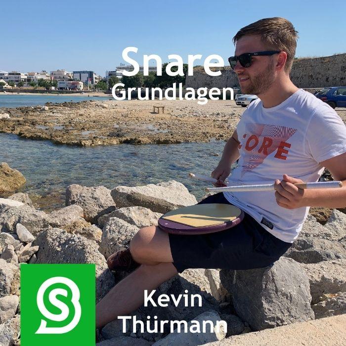 Snare Grundlagen lernen mit Kevin Thürmann