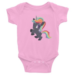Unicorn Sparkles Infant Bodysuit