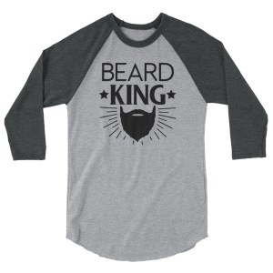 Beard King Raglan