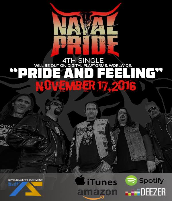"Natal Pride – 4th single ""PRIDE AND FEELING"" – 11.17.16"