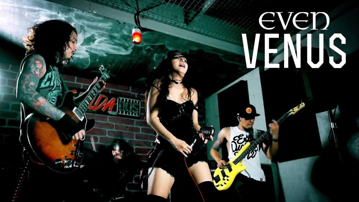 "EVEN ""VENUS"" Official Music Video"