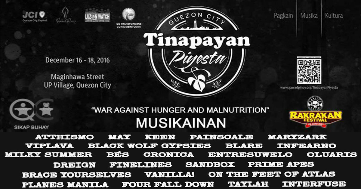 MUSIKAINAN | War Against Hunger and Malnutrition