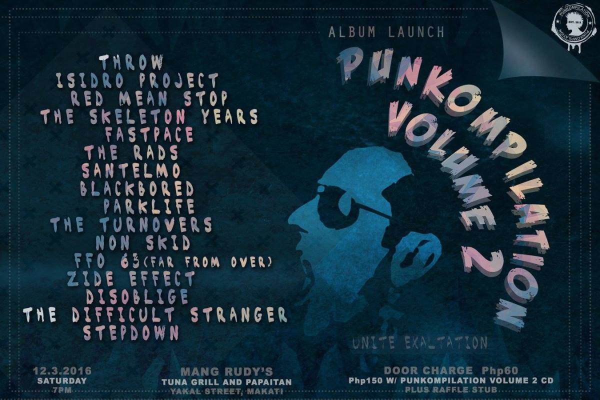 PUNKompilation Volume 2