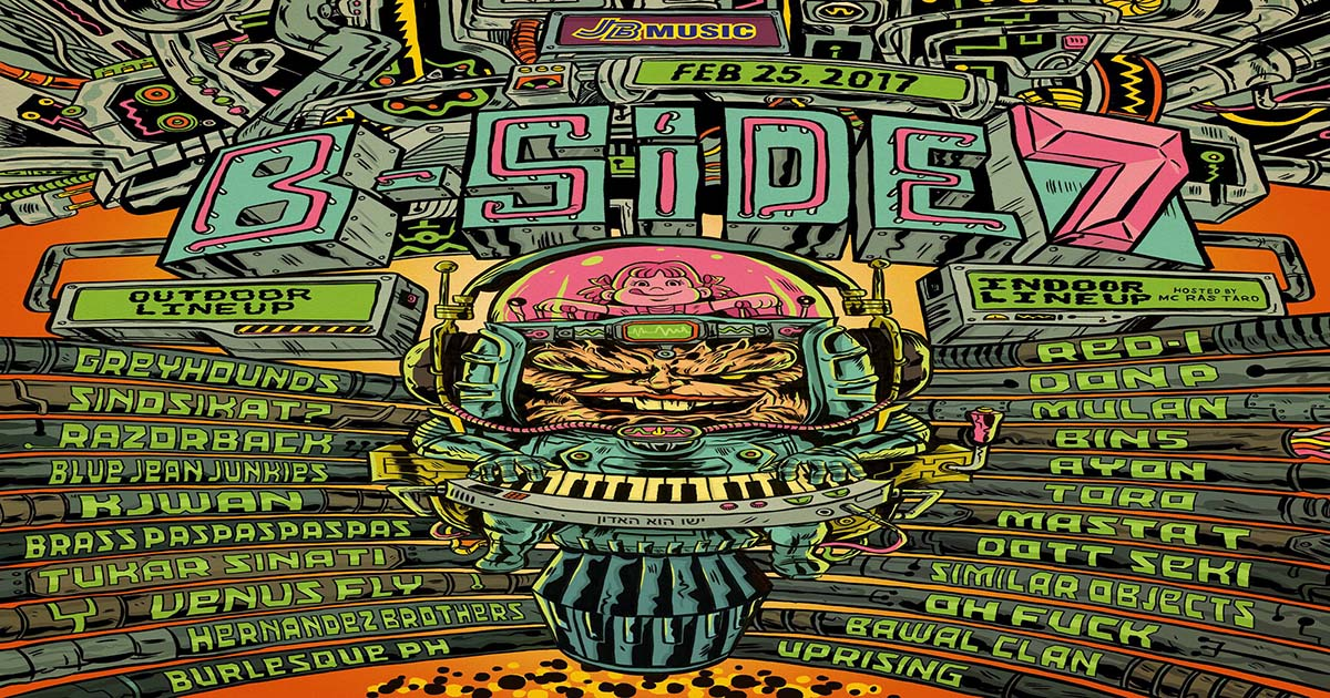 B-SIDE turns 7!
