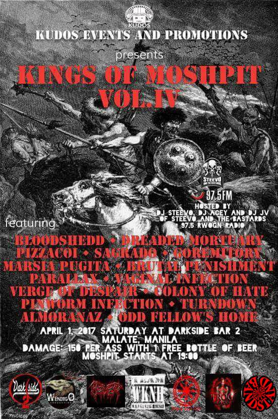 KINGS OF MOSHPIT Vol. IV