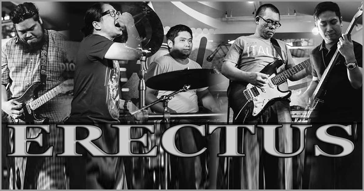 ERECTUS – Ambassador of Rap Metal