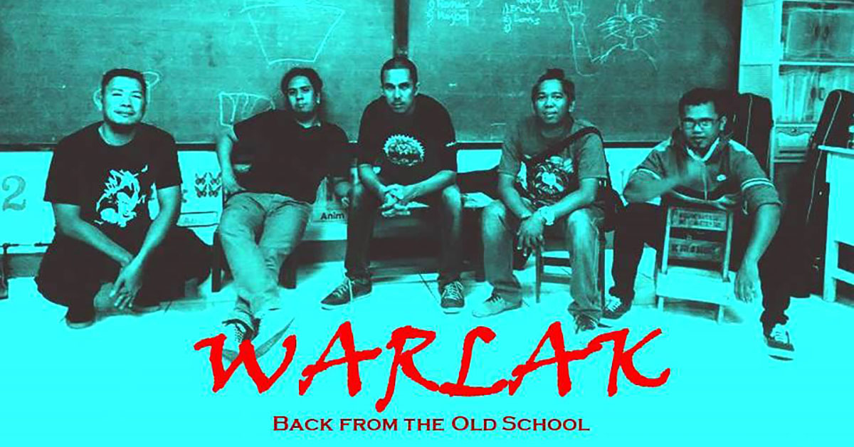 WARLAK – Back From The Old School