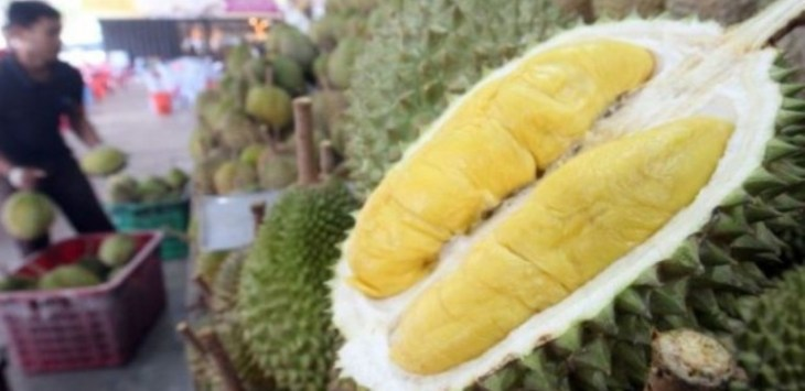 Durian. Foto: The Star