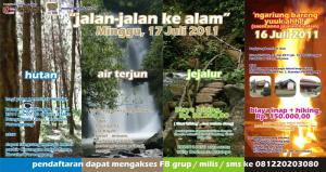 Hiking and Gathering Bandung 19 - 20