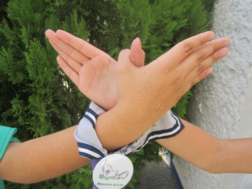 World Scouting celebrates 'International Day of Peace 2012'