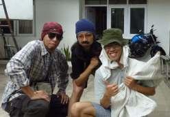 Biker brotherhood / Tukang koran, wisatawati brewok, pemulung intelek