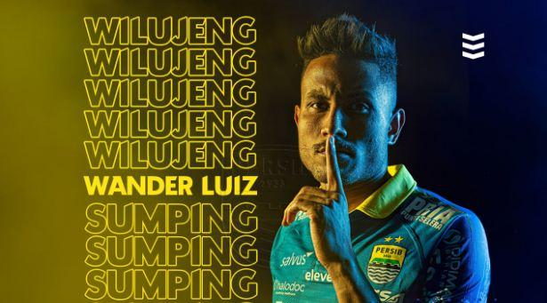 Persib Bandung Kontrak Wander Luiz