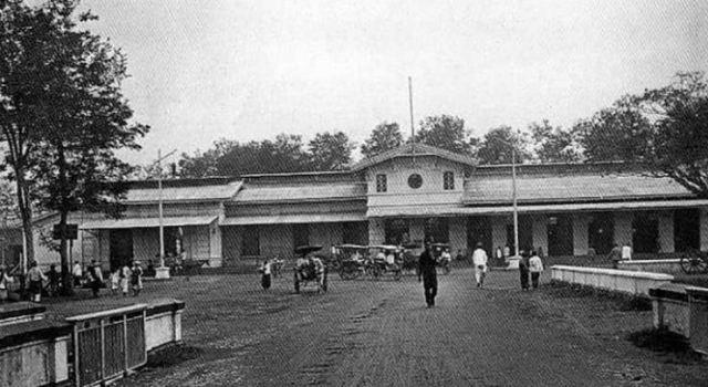 Stasiun Kereta Api