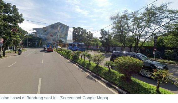 Jalan Laswi Bandung