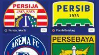 Persib Tim Indonesia Terpopuler