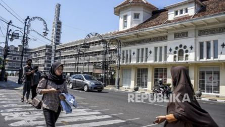 Denda Masker Kota Bandung