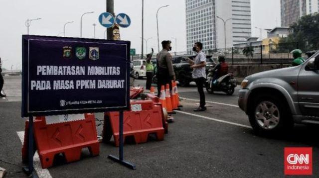 PPKM Darurat di Bandung Diperpanjang dengan Pelonggaran
