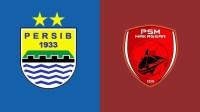 Persib Bandung vs PSM Makassar