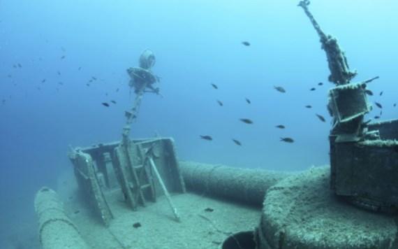 arkeologi bawah laut albania