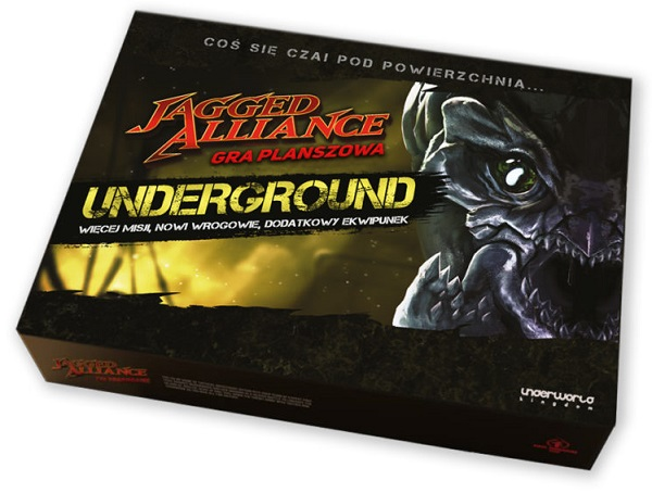 Jagged Alliance Underground